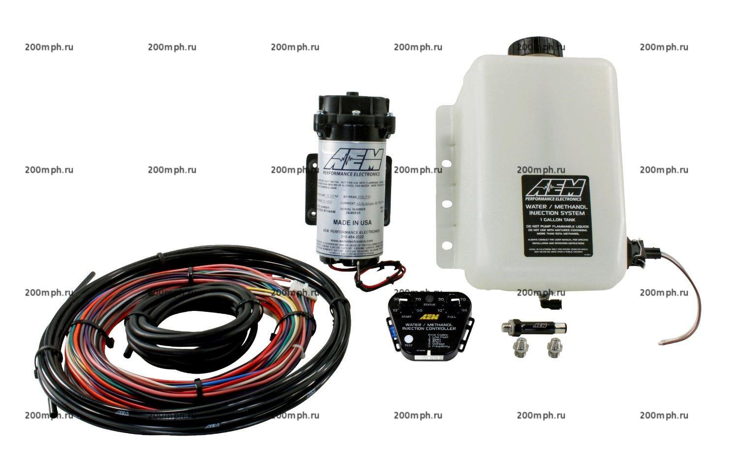 AEM V2 Standard Controller Kit Internal MAP w// 35psi Max